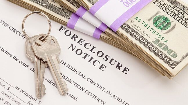 How To Buy A Foreclosure